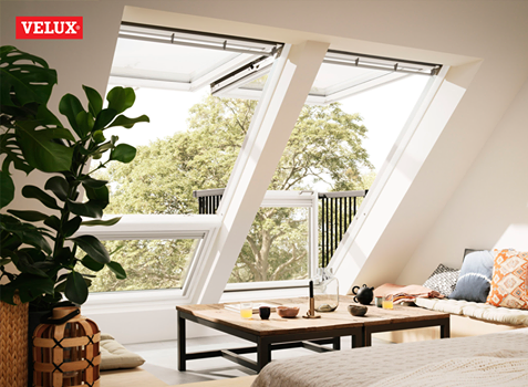 velux dachfenster w rmeschutz hitzeschutz und. Black Bedroom Furniture Sets. Home Design Ideas